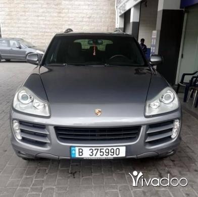 Porsche in Metn - Porsche Cayenne