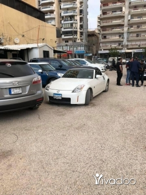 Nissan in Tripoli - Nissan z 2004