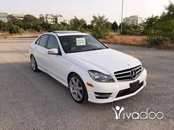 Mercedes-Benz in Tripoli - Mercedes C250 2014