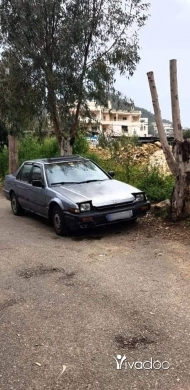 Honda in Port of Beirut - Honda Accord 1989