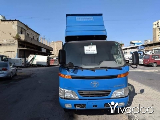 Other in Tripoli - بيكآب toyota dyna 2014 قلاب للبيع