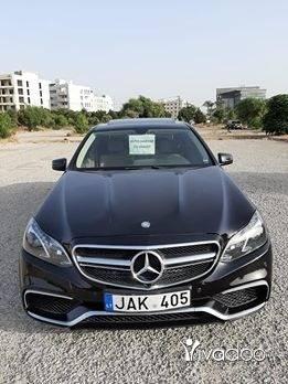 مرسيدس بنز في مدينة بيروت - Mercedes-Benz E350 2010