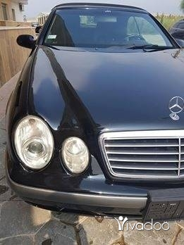 Mercedes-Benz in Tripoli - mercedes benz kashef 320