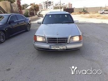 مرسيدس بنز في مدينة بيروت - مرسيدس س ٢٣٠ مودال ٩٧ فول اتمتيك عليا ٤ سنين توصل