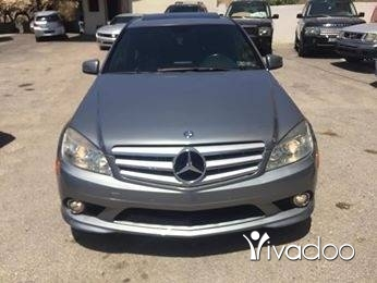Mercedes-Benz in Majd Laya - C 300 mod 2010 full option camera senser chechi kbiri call