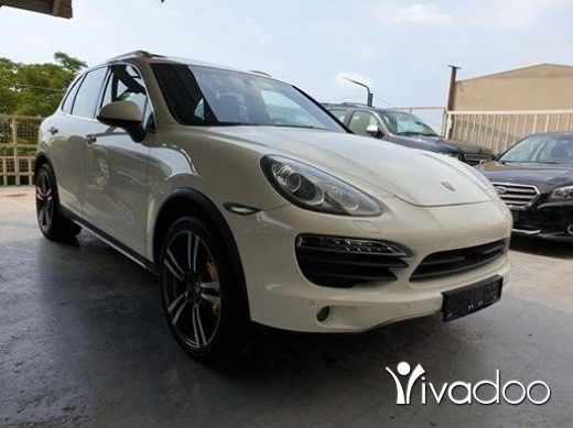 Porsche in Beirut City - Porsche Cayenne S / One owner / Low mileage