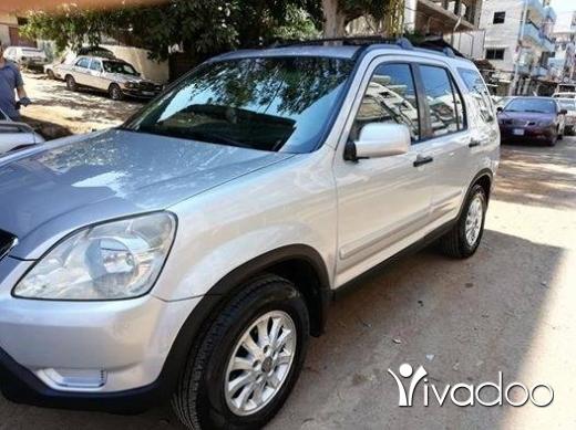 هوندا في طرابلس - هوندا CRV م 2002 للبيع 03920030