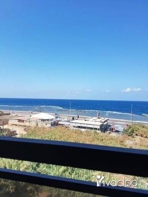 شقق في طرابلس - شقة مفروشة للايجار. طرابلس الميناء, كورنيش البحر, خلف مدينة الملاهي الطابق 5 للمراجعة 71138810
