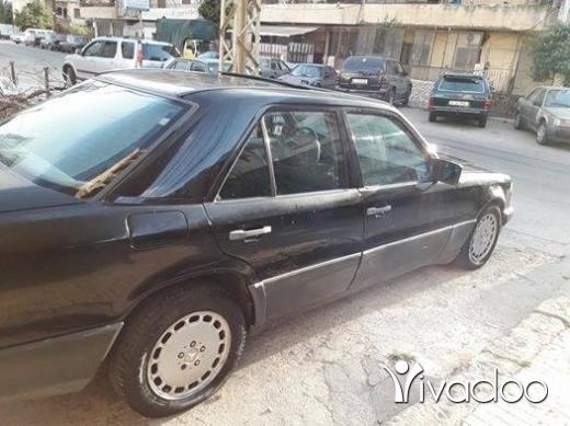 مرسيدس بنز في طرابلس - Marsedec 300 model 87