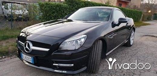 Mercedes-Benz in Tripoli - SLK 200 COMPRESSOR BENZINA