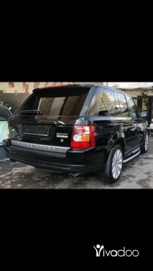 روفر في طرابلس - Range rover sport model 2006 supercharge company source 99000 KM only. Like new. Full option