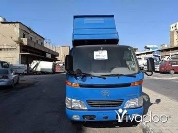 Toyota in Tripoli - بيكآب toyota dyna 2014 قلاب للبيع