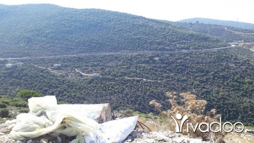Land in Haqel - Land for Sale Hakel Jbeil 980Sqm Zone 25-50%