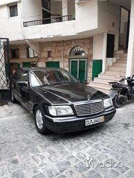 Mercedes-Benz in Zgharta - Mercedes S 320 95 inkad .