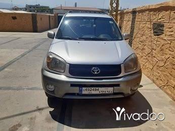Toyota in Tripoli - للبيع جيب تويوتا رافور موديل 2005 دفتر ما عليه ميكانيك