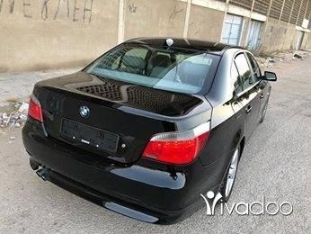 BMW in Tripoli - ٥٢٥ ٢٠٠٤ خارقة ما بدا برغي