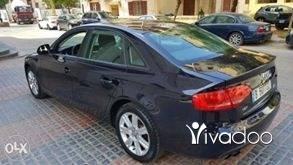 Audi in Tripoli - A4(2009