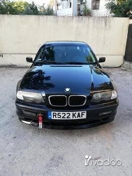BMW dans Tripoli - 328 model 99 enkad
