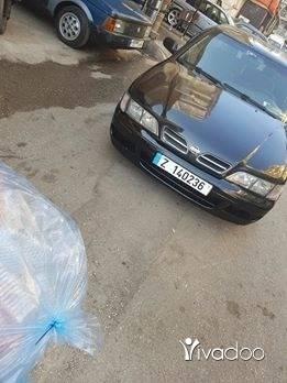 Nissan in Tripoli - نيسان primiera ١٩٩٨ خارقة نمر جداد مدفوع ميكانيك ٢٠١٨