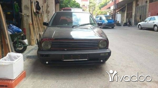Volkswagen in Tripoli - Golf GTI [hidden information]