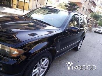 BMW dans Tripoli - Bmwx5