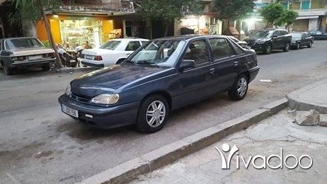 Daewoo in Tripoli - دايو رايسر ٩٥ للأستعلام