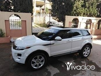 Rover in Tripoli - Evogue mod 2014 pure prinium just arrived