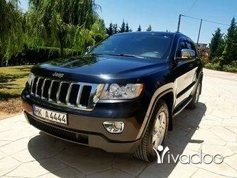 Jeep dans Sarafand - grand sheroki 2012 clean car fax 7 days blebnan ajnabe
