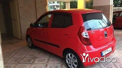 Hyundai in Haret Hreik - I10 2013 cash bytzabat sa3ar awo trade 3a shi akbar
