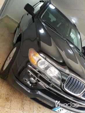 BMW in Beirut City - X5 3.0 كيان شركه كتير كتير نظيف سقف بنوراميك السعر نهائي