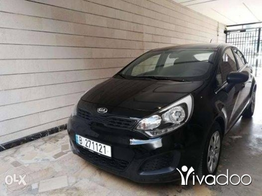 Kia in Bouchrieh - Kia rio 2014 hatch back full options