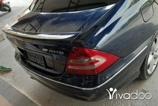 Mercedes-Benz in Beirut City - C230/2005 ميكانيك وحديد كل شي نظيف.امكانية الفحص بالكامل.٧٠٤٥٥٤١٤