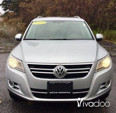 Volkswagen in Bouchrieh - Volkswagen tiguan 2011 full options clean car fax car loan available