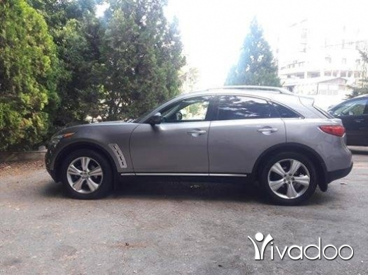 Infiniti in Jounieh - Infinity FX35 2009 technology full specs 5 cameras. clean carfax still without accidents