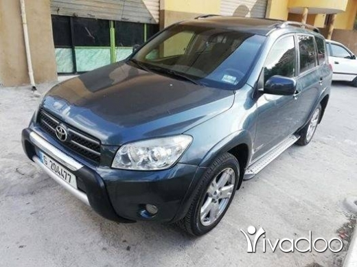 Toyota in Nabatyeh - toyota rav4 model 2006 4×4 sports jeep ktir ndif moter vites ac top contact 03237206