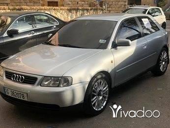 "Audi in Ain Akrine - Audi A3 Model 1999 Manual 2power windows AC Rims 17"""