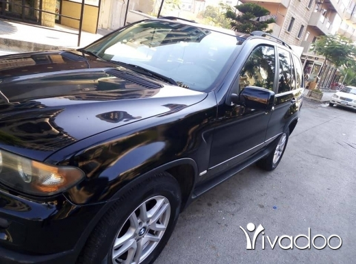 BMW in Tripoli - Bmw x5