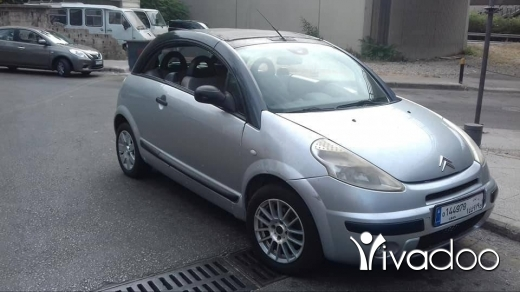 Citroen in Beirut City - للبيع ستروان بحاله جيده فول أوبشن فيتيس أوتومتيك موديل 2004 أنقاض