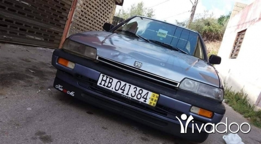 Honda in Port of Beirut - Honda accord model 89