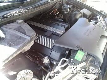 BMW in Tripoli - للبيع جيب x5 اسود جلد اسود أكزنون مع برادي ماناقصو شي تلفون ٠٣١٢٧٩٨٨