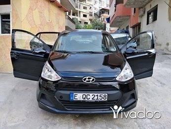 Hyundai in Tripoli - هونداي كرند 2015 شرمي للبيع بداعي سفر سعر نهاي