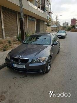 BMW in Tripoli - E90 328i model 2008 ndifeh mafiyya 7awedes farsh aswad