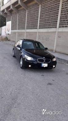 BMW in Tripoli - ٥٣٠ ٢٠٠٤ مسجلة مدفوع ٢٠١٨ نمر جداد سيارة بيت