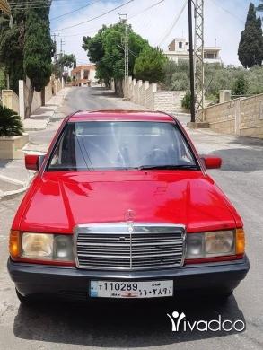 Mercedes-Benz in Saida - Marcedes E190 Benz