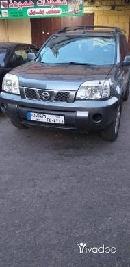 Nissan in Tripoli - نيسان ٤سلندر