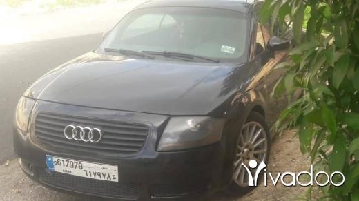 Audi in Port of Beirut - اودي موديل ال 2000