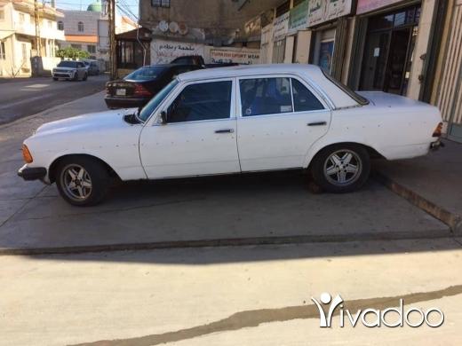 Mercedes-Benz in Menyeh - ٢٣٠ لف