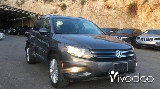 Volkswagen in Port of Beirut -  Tiguan 2012