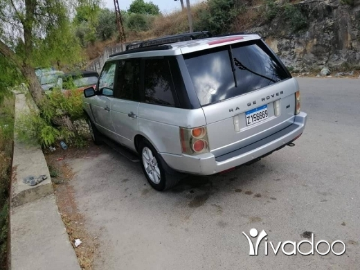 Rover in Port of Beirut - ranj rover moudeil 2003 ndaif