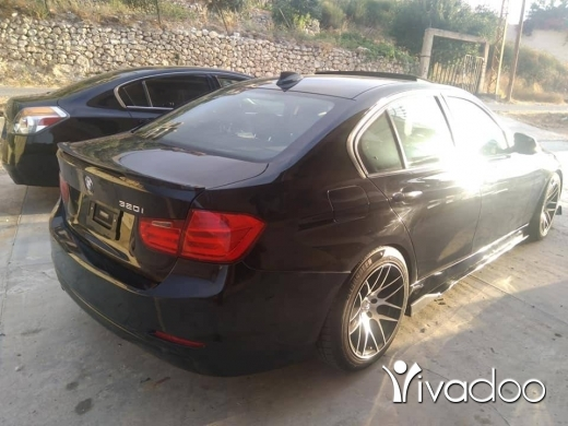 BMW in Tripoli - For salle or trade 320i 2013